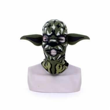 Alien masker van stof